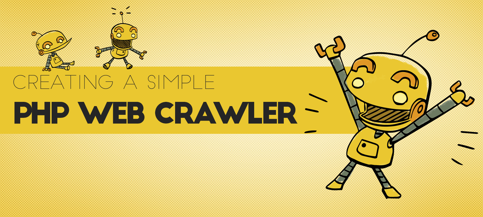 How to create a simple PHP web crawler to download a website